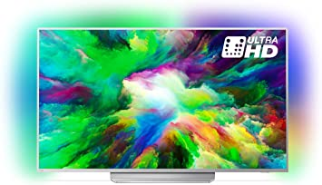 "Philips Androidâ""¢ Ambilight LED TV 49"