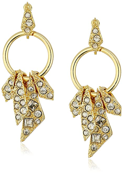 Alexis Bittar Crystal Encrusted Dangle Earrings p4XHtTx0o