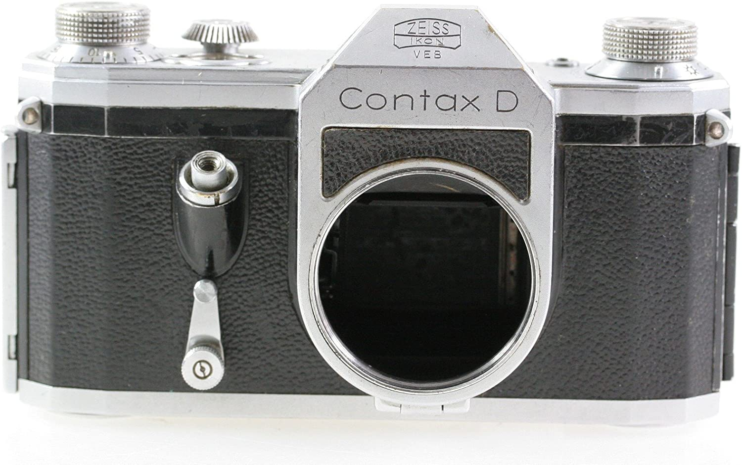 Zeiss Ikon Contax VEB D Body Reflex Camera Analog
