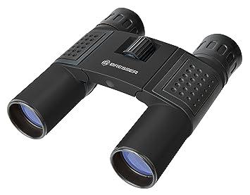 Bresser taschenfernglas topas 10x25 schwarz: amazon.de: kamera