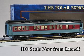 Amazon.com: Lionel HO Polar Express Hot Chocolate Car 6-58023 ...