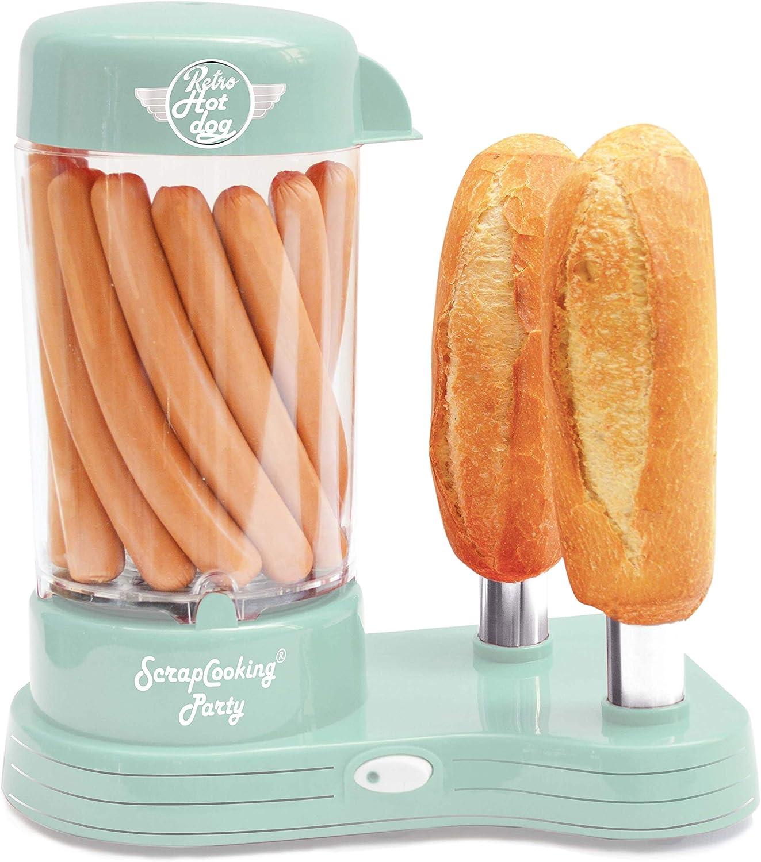 ScrapCooking Macchina per Hot Dog