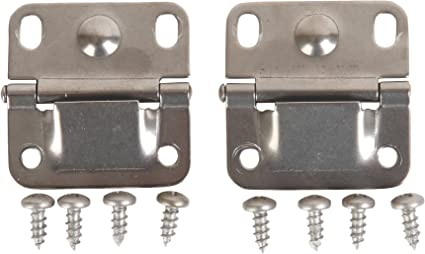 Coleman Stainless Steel Cooler Hinges