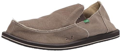 Sanuk Vagabond 29418001 - Mocasines de tela para hombre: Amazon.es: Zapatos y complementos