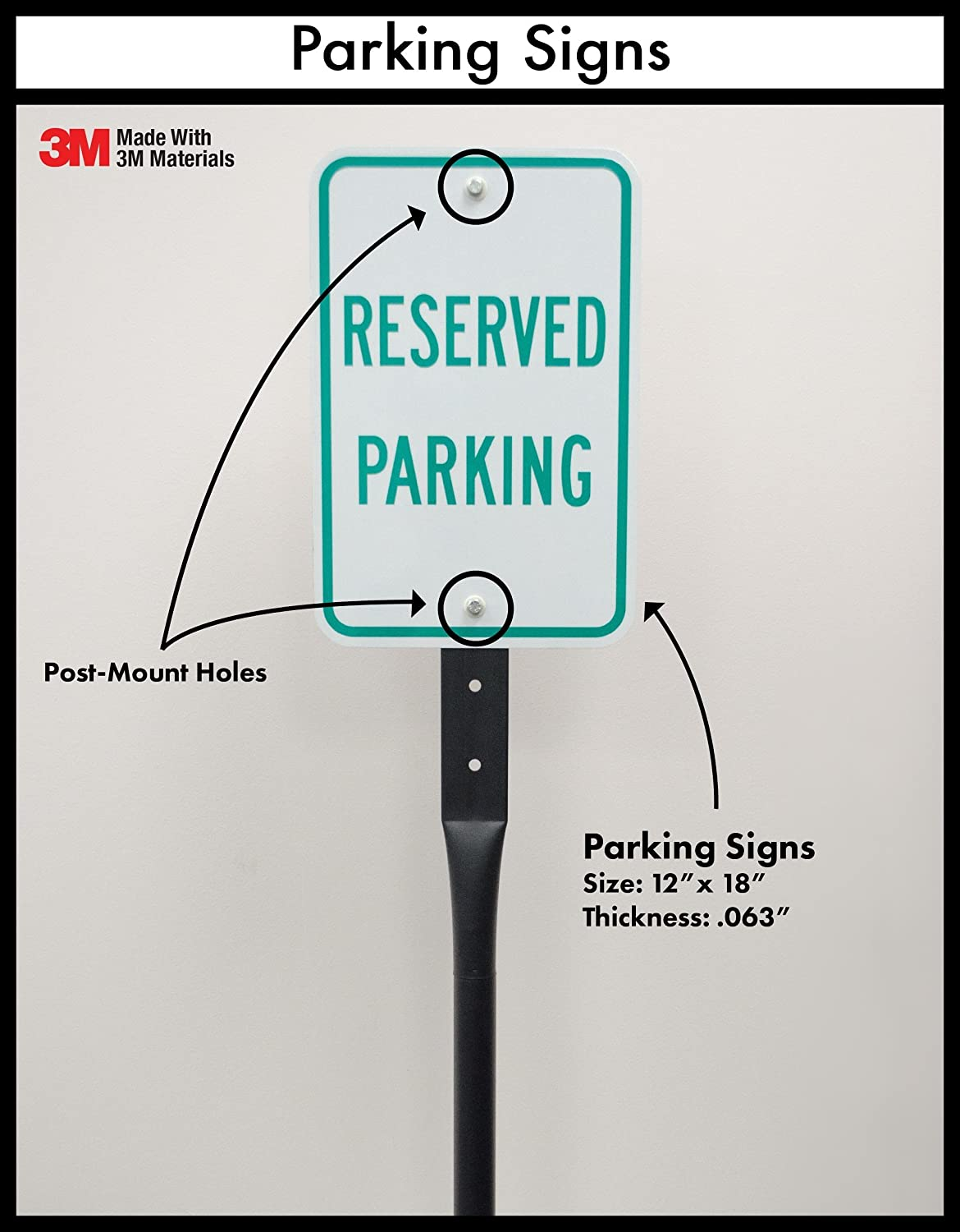 Turn key sign design sign manufacturing sign installation and sign - Smartsign 3m Engineer Grade Reflective Sign Legend Private Property Private Drive Keep Out 18 High X 12 Wide Red On White Industrial Warning