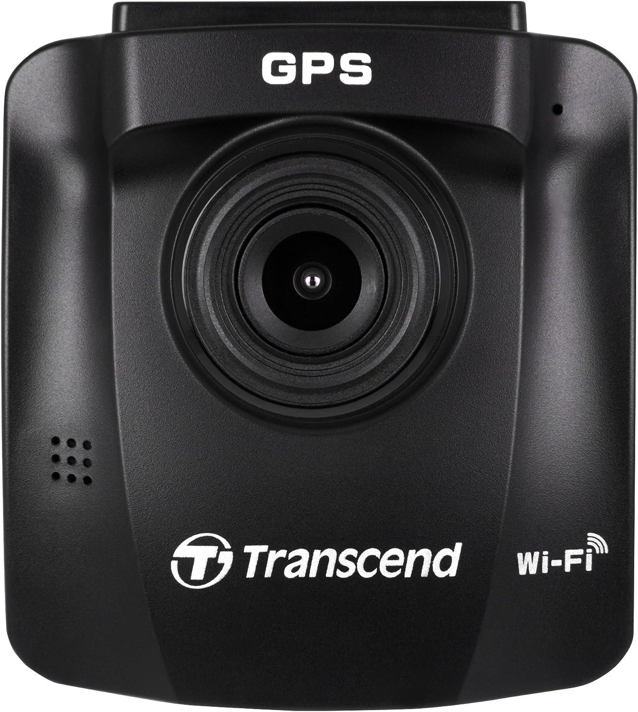 Transcend DrivePro 230 Dash Camera Dashcam TS-DP230M-32G, Black