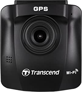 Transcend DrivePro 230 Dash Camera Dashcam TS-DP230M-32G, Black