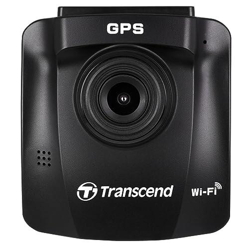 Transcend Drive Pro 16 GB 230 Dashcom WI-FI Car Video Recorder (TS16GDP230M)