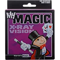 Hamleys Marvin's Magic X-Ray Vision Magic, Multi Color