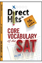 Direct Hits Core Vocabulary of the SAT 5th Edition (2013) Kindle Edition