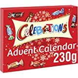 Celebrations Giant Advent Kalender, 230g