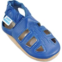 Zapatos Bebe Niña - Zapatos Bebe Niño - Zapatillas de Cuero - Sandalias Niña Zapatos Niña Zapatos Niño 0-6 Meses hasta…