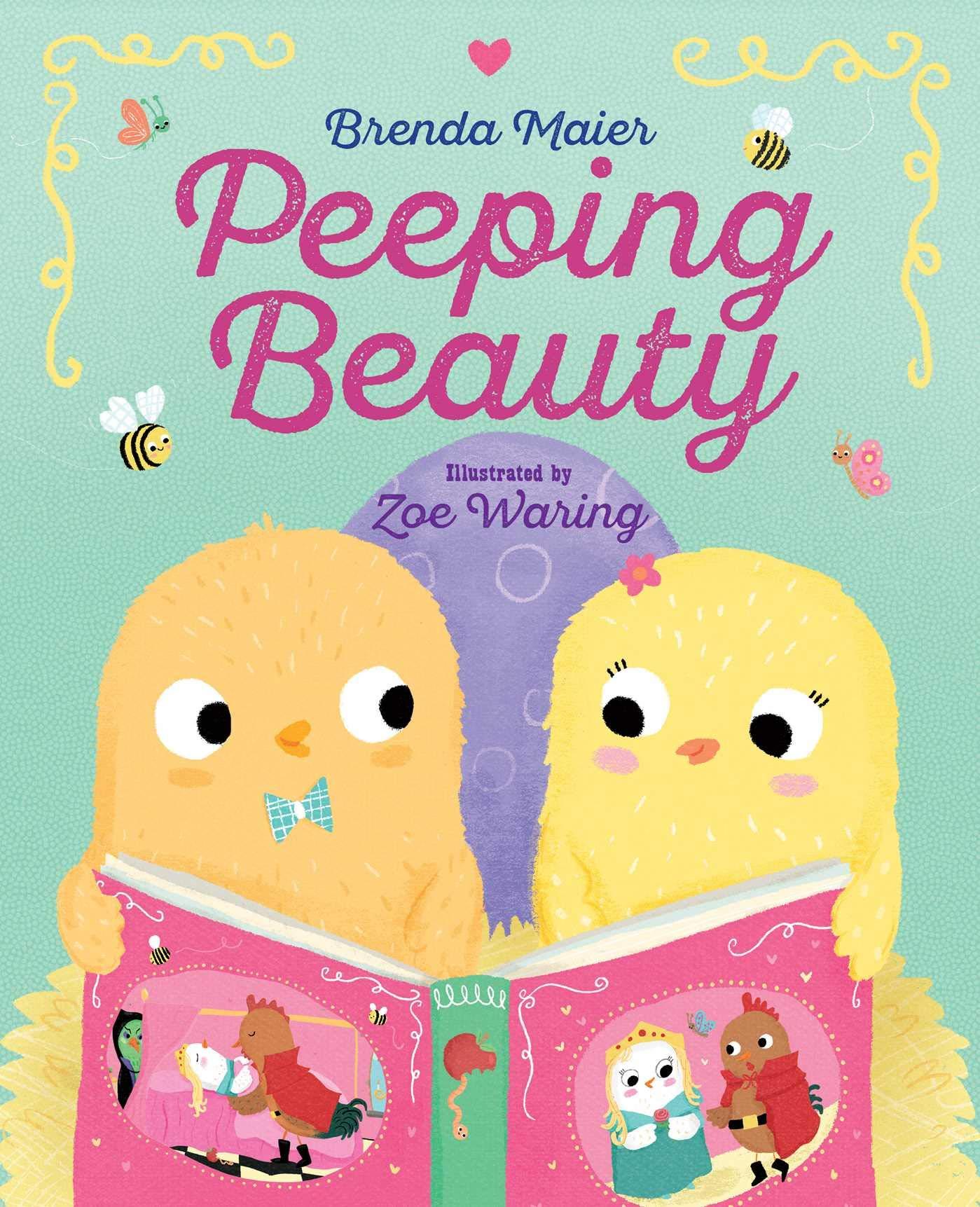 Peeping Beauty: Brenda Maier, Zoe Waring: 9781481472722