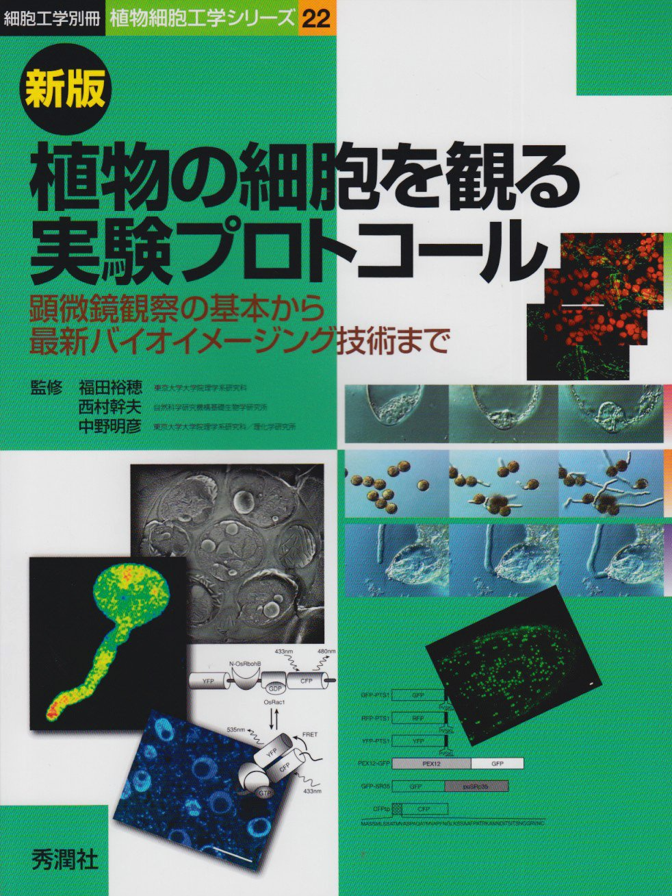 Download To the latest bio-imaging technology from the base of the microscope observation - Experimental protocol to see the plant cells (Cell Engineering Supplement - plant cell engineering series) (2006) ISBN: 4879622990 [Japanese Import] pdf