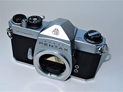2122bbe7d Image Unavailable. Image not available for. Color: Pentax Asahi Spotmatic  SLR Camera