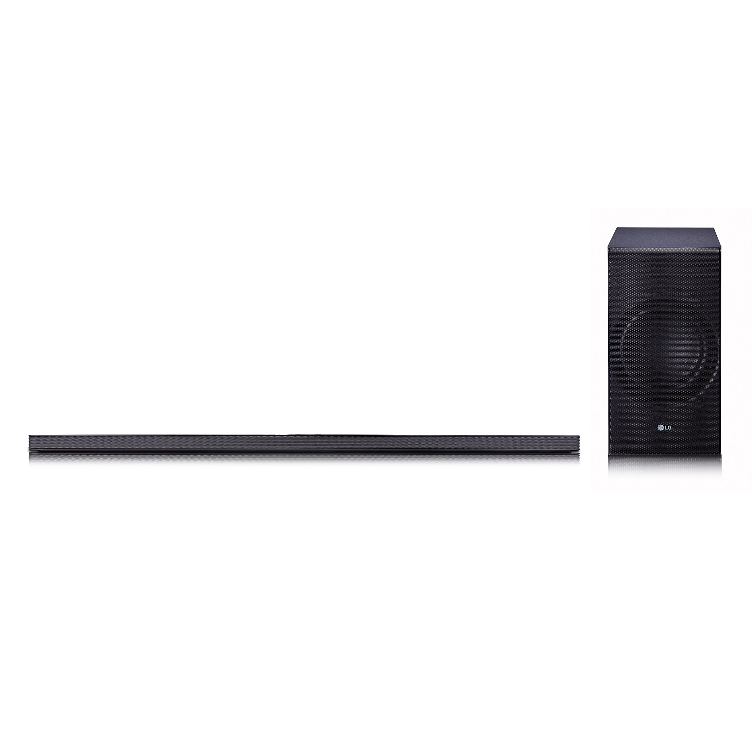 LG Electronics SJ8 4.1 Channel Sound Bar With Wireless Subwoofer (2017 Model) by LG