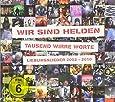 Tausend Wirre Worte - Lieblingslieder 2002-2010 (2CDs+DVD)