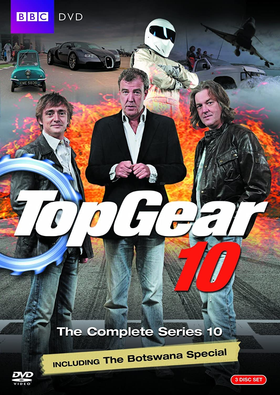 Top Gear - The Complete Series 10 [Reino Unido] [DVD]: Amazon.es: Jeremy Clarkson, Richard Hammond, James May, Jeremy Clarkson, Richard Hammond: Cine y Series TV