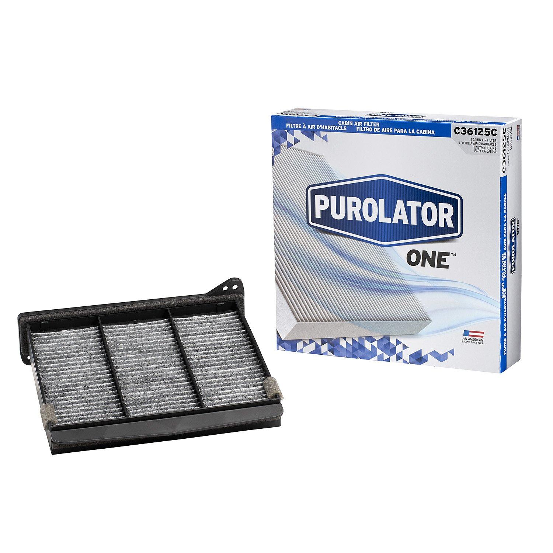 Purolator C36125C PurolatorOne Cabin Air Filter