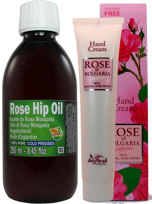 Beneficios para la piel del aceite de rosa mosqueta