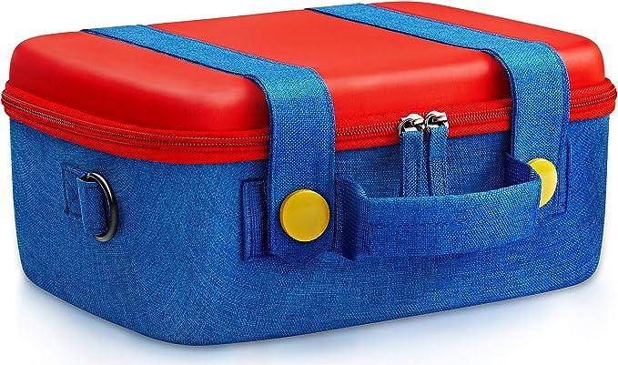 Funlab Funda de Transporte de Viaje Compatible con Nintendo Switch ...