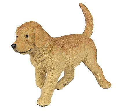 Amazon Com Safari Ltd Best In Show Golden Retriever Puppy