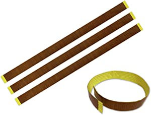 4 Teflon Food Saver Replacement Strips for Vacuum Sealers, Heat Sealing Strip by X-HOME