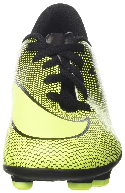huge discount 0a60d e1fbd Amazon.com  Nike Jr. Bravata II (FG) Firm-Ground Soccer Clea