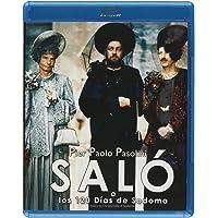 Salo O Los 120 Dias De Sodoma [Blu-ray]