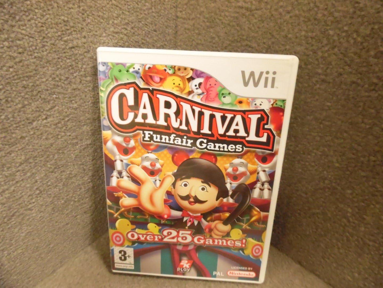 Take-Two Interactive Carnival Games - Juego (No específicado): Amazon.es: Videojuegos