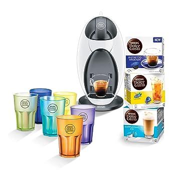 Nescafé Dolce Gusto Jovia DeLonghi, Máquina de café y de otras bebidas,