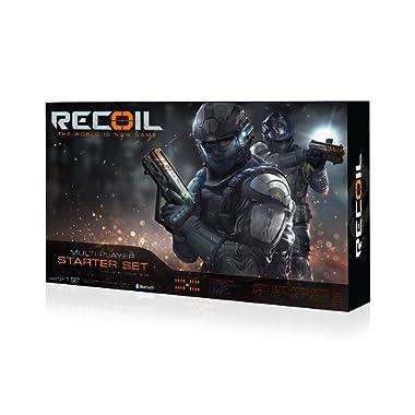Recoil Laser Combat - 4-Player Start Set (Amazon Exclusive)