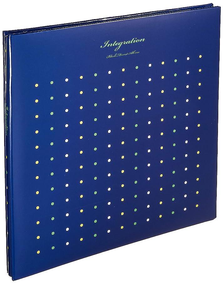スラダム哲学者パターンFarway DIYアルバム 手作り写真集 スエードカバー 可愛いハート柄 黒台紙 ルーズリーフ式 2色選べ 19.5*25cm (M, グレー) [並行輸入品]