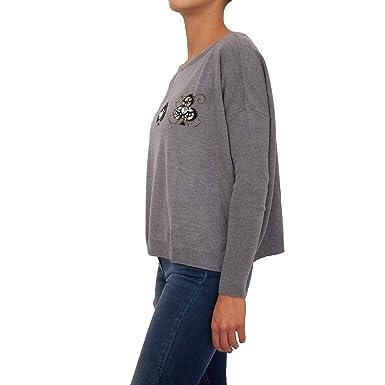 fea552de50 Liu Jo F68091MA76H Jumper Women: Amazon.co.uk: Clothing