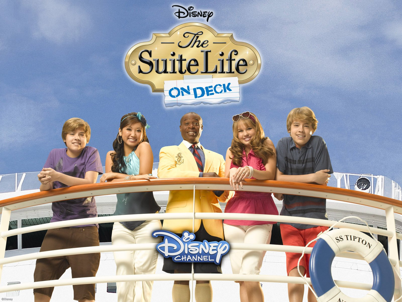 Amazon.com Watch The Suite Life On Deck Volume 3