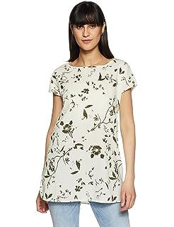 85e19c6c36 Femina FLAUNT Women s Body Blouse Shirt  Amazon.in  Clothing ...
