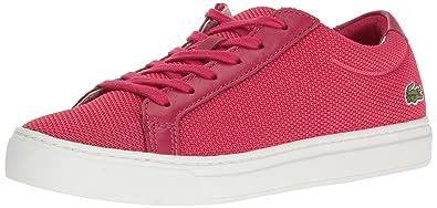 88ce1049ce25f Amazon.com | Lacoste Women's L.12.12 117 2 Fashion Sneaker | Fashion ...