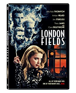 Book Cover: London Fields