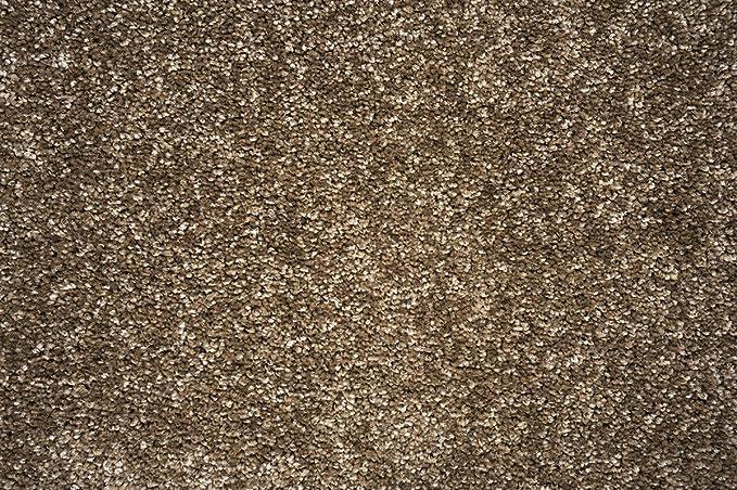 havatex Velours Teppich Kontor Farbe w/ählbar Farbe:Caramel Gr/ö/ße:60 x 120 cm robust strapazierf/ähig Wohnzimmer Kinderzimmer Schlafzimmer schadstoffgepr/üft pflegeleicht