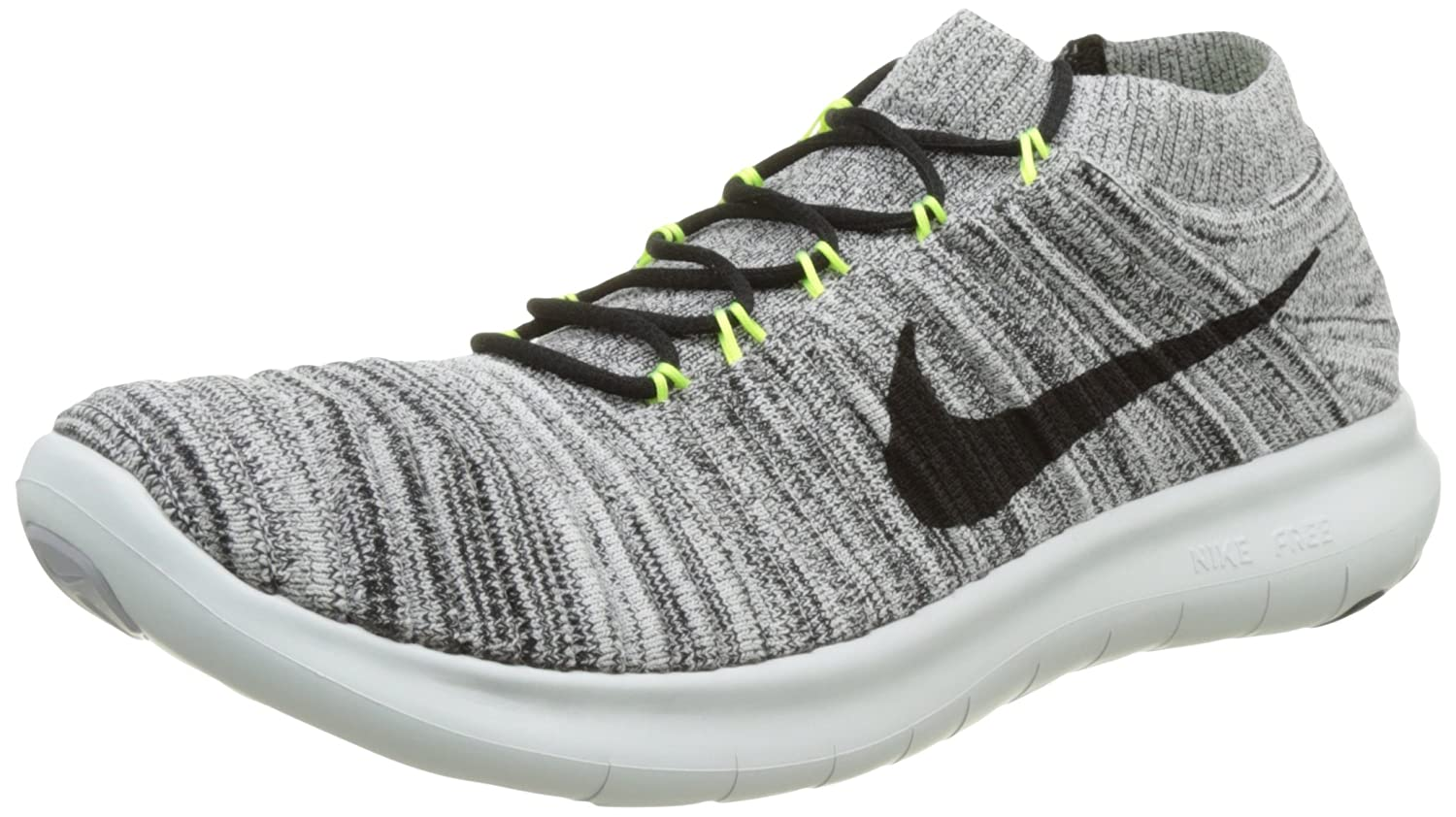 amazon nike free run flyknit mens