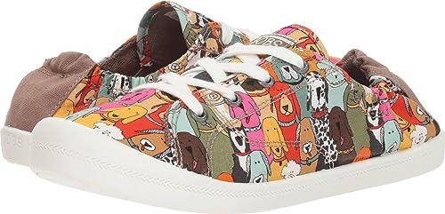 Beach Bingo-Dog House Party Sneakers