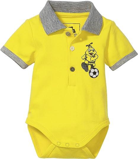 Borussia Dortmund BVB de Body para bebé con cuello Talla:86 ...