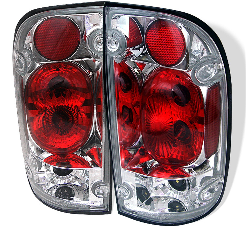 Amazon.com: Spyder Auto Toyota Tacoma Black Altezza Tail Light: Automotive