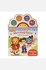 Daniel's Marching Band (Daniel Tiger's Neighborhood) (Daniel Tiger's Neighborhood Lift-A-Sound Board Book) Board book