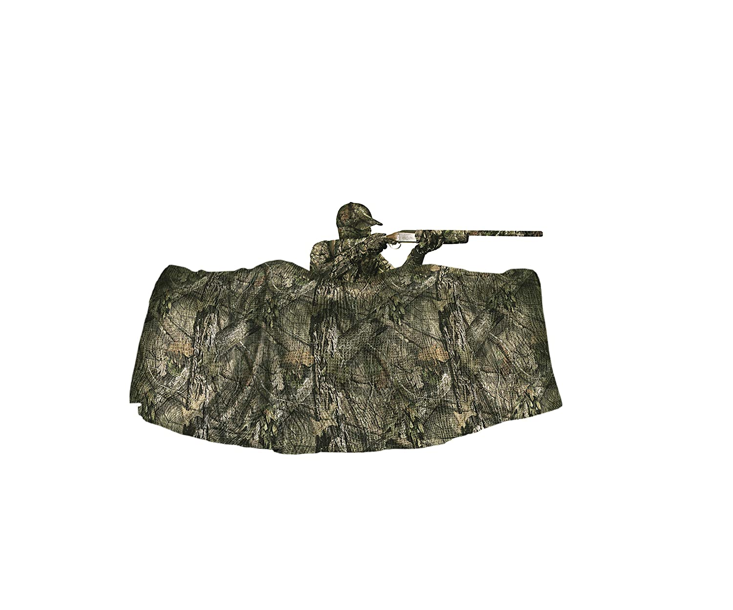 ae885e61 Amazon.com : Allen Company Camo Burlap Blind Material for Ground Tree  Stands and Duck Blinds, Mossy Oak Break-Up Country, 54