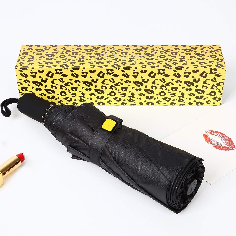 Amazon.com: Kobold paraguas de viaje doble Capas para la ...