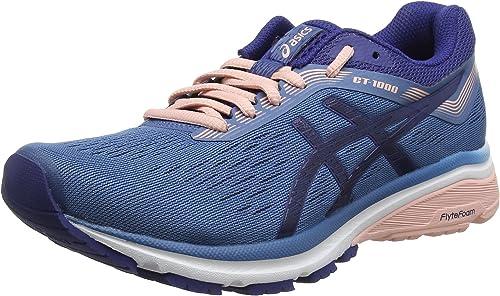Asics Gt-1000 7, Zapatillas de Running para Mujer: Amazon.es: Zapatos y complementos