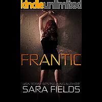 Frantic: A Dark Reverse Harem Romance (The Omegaborn Trilogy Book 2)