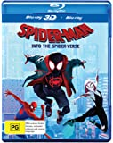 Spider-man Into The Spider-Verse (Blu-ray 3D + Blu-ray)
