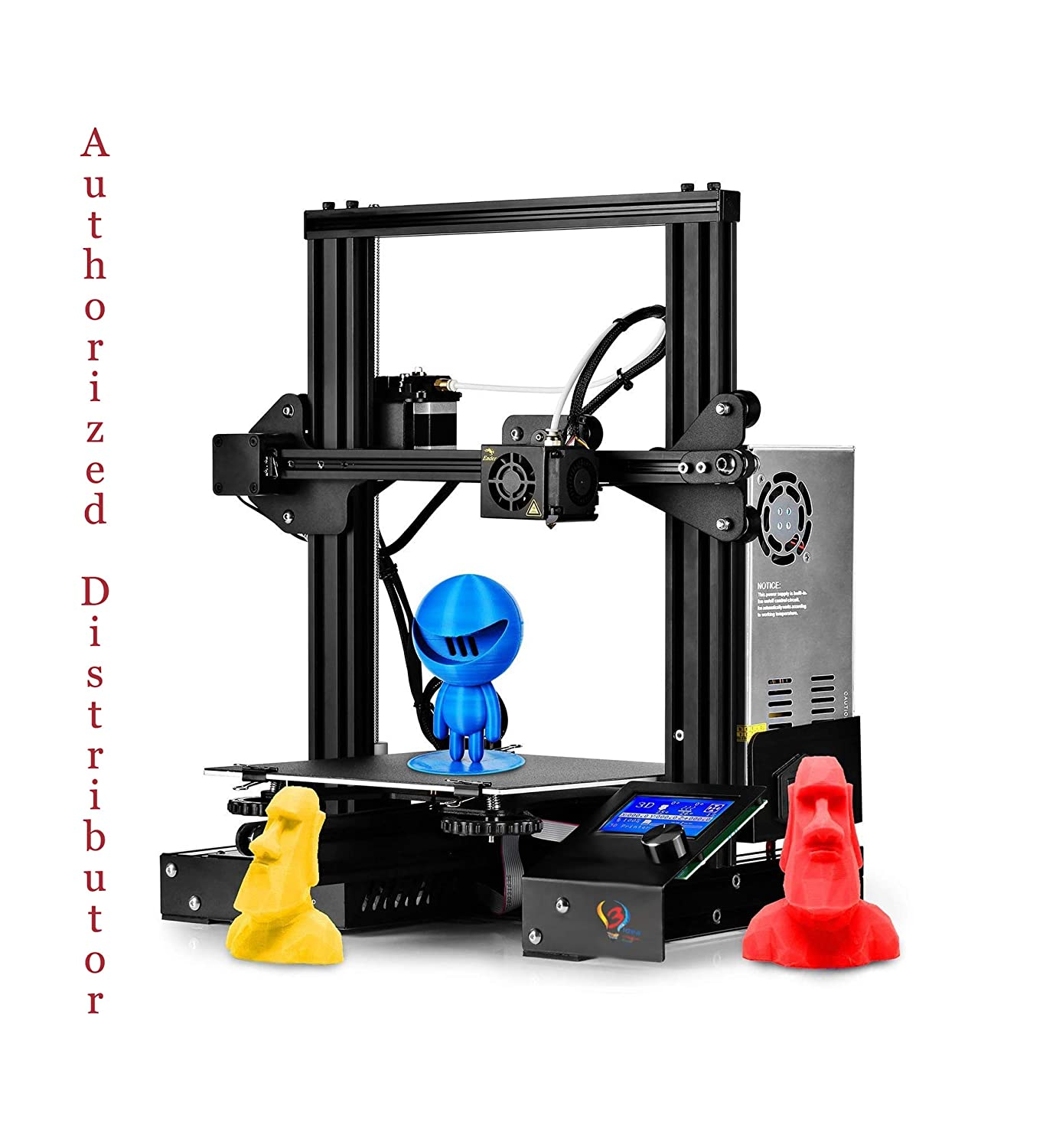 Creality Ender-3 UPGRADED Open Source 3D Printer Easy to Assemble DIY Kit